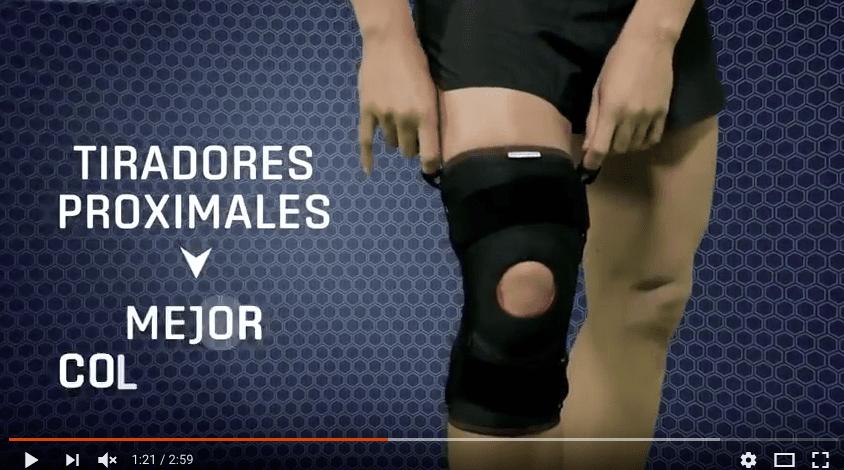 Rodillera ortopédica Orliman