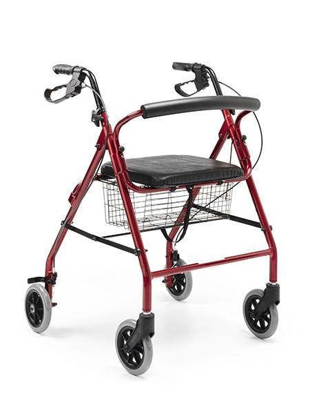 4-wheel-walk hire